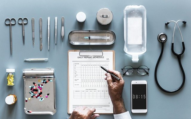 医者の道具