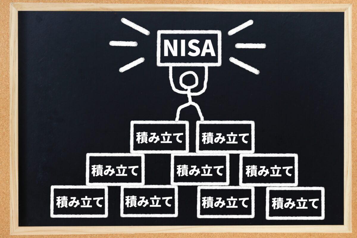 つみたてNISAのイメージ