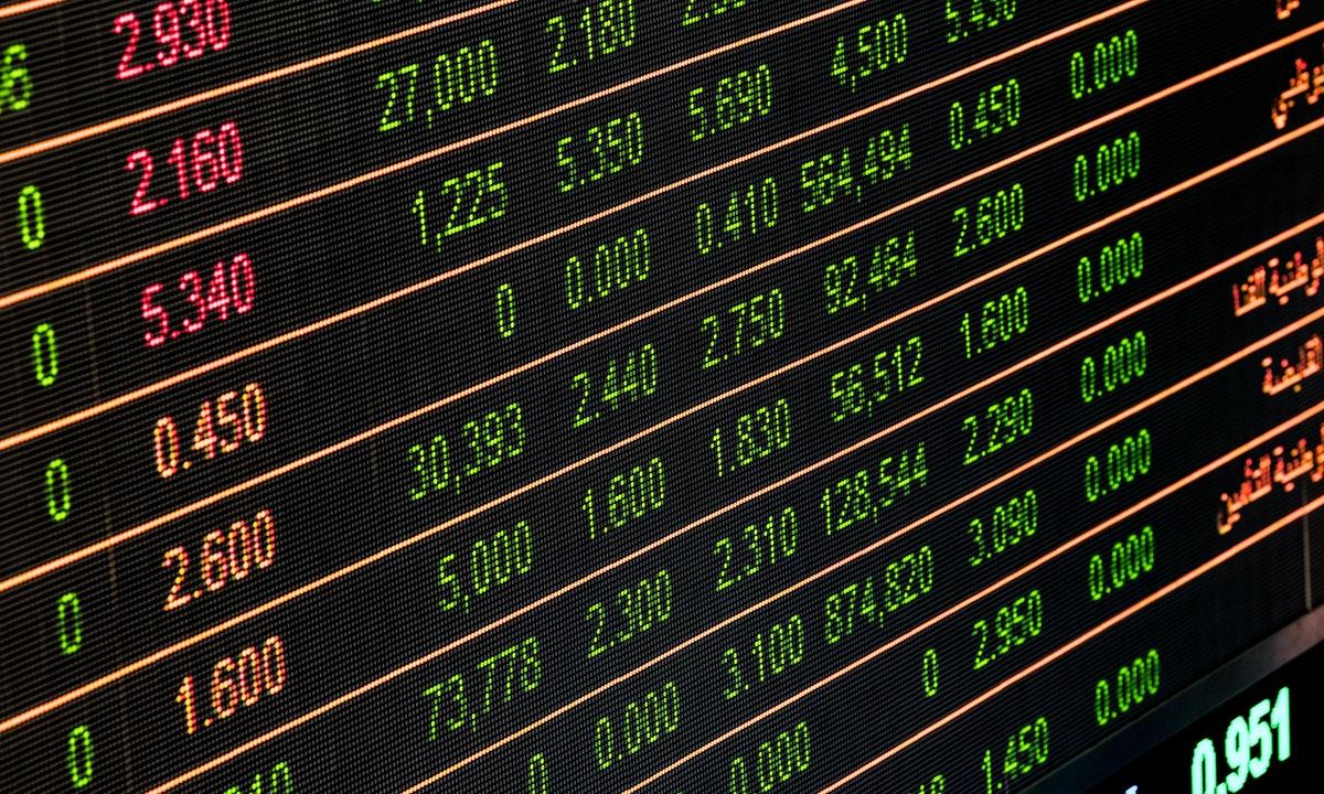株取引のイメージ