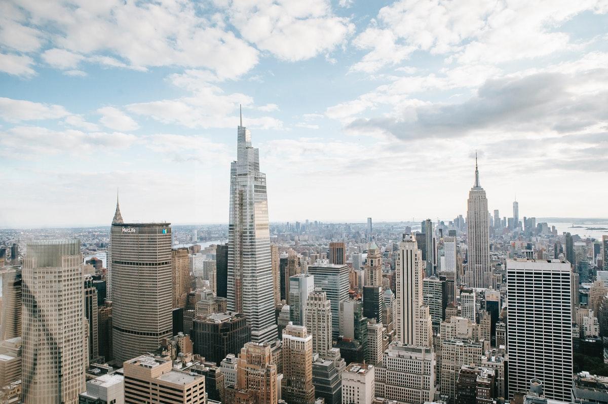 ニューヨーク の風景のイメージ