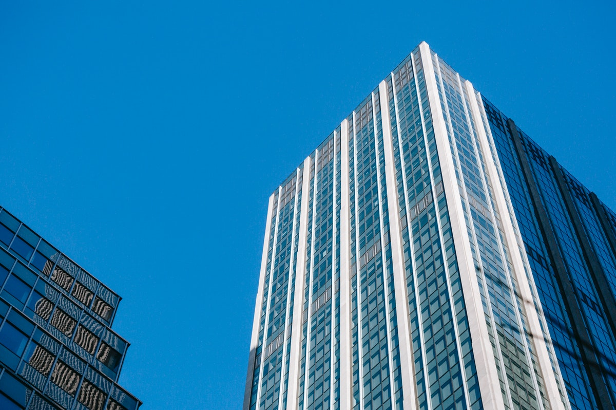 高層ビルのイメージ